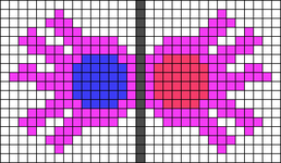 Alpha pattern #97690