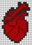 Alpha pattern #97714