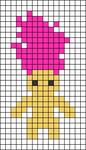 Alpha pattern #97716