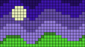 Alpha pattern #97717