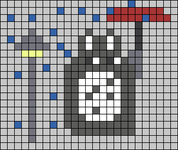 Alpha pattern #97754