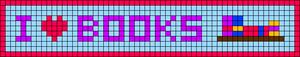 Alpha pattern #97765