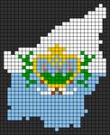 Alpha pattern #97767