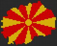 Alpha pattern #97777
