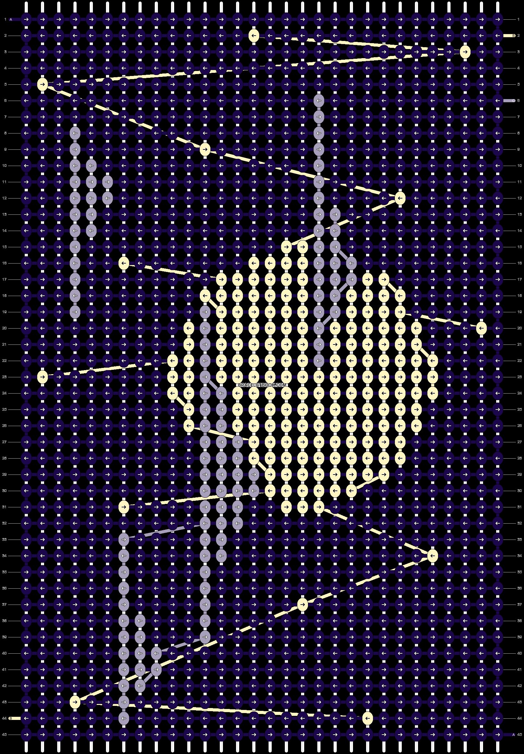 Alpha pattern #97782 pattern