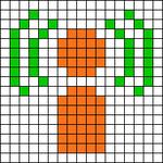 Alpha pattern #97783