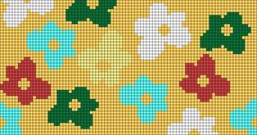 Alpha pattern #97785