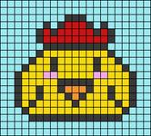 Alpha pattern #97789