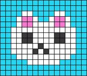 Alpha pattern #97811