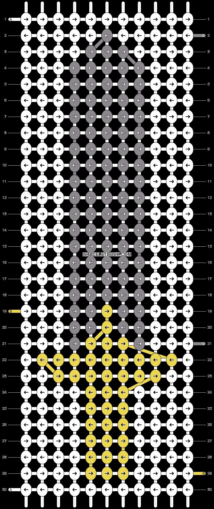 Alpha pattern #97812 pattern