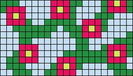 Alpha pattern #97813