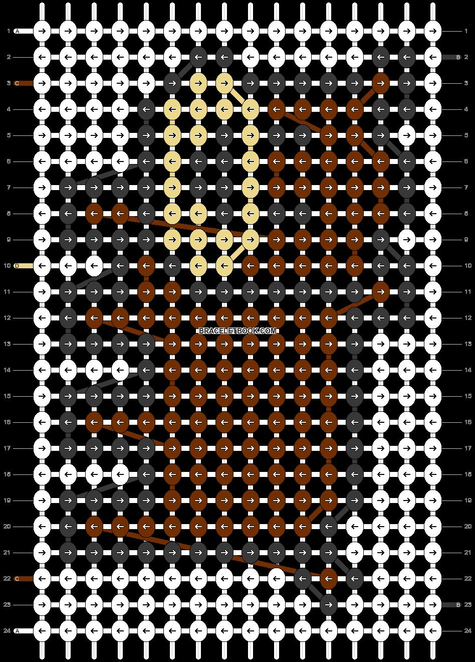 Alpha pattern #97815 pattern
