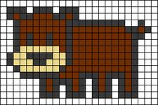 Alpha pattern #97815