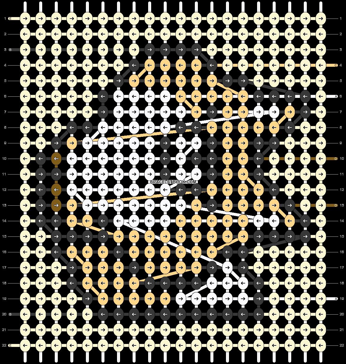 Alpha pattern #97819 pattern