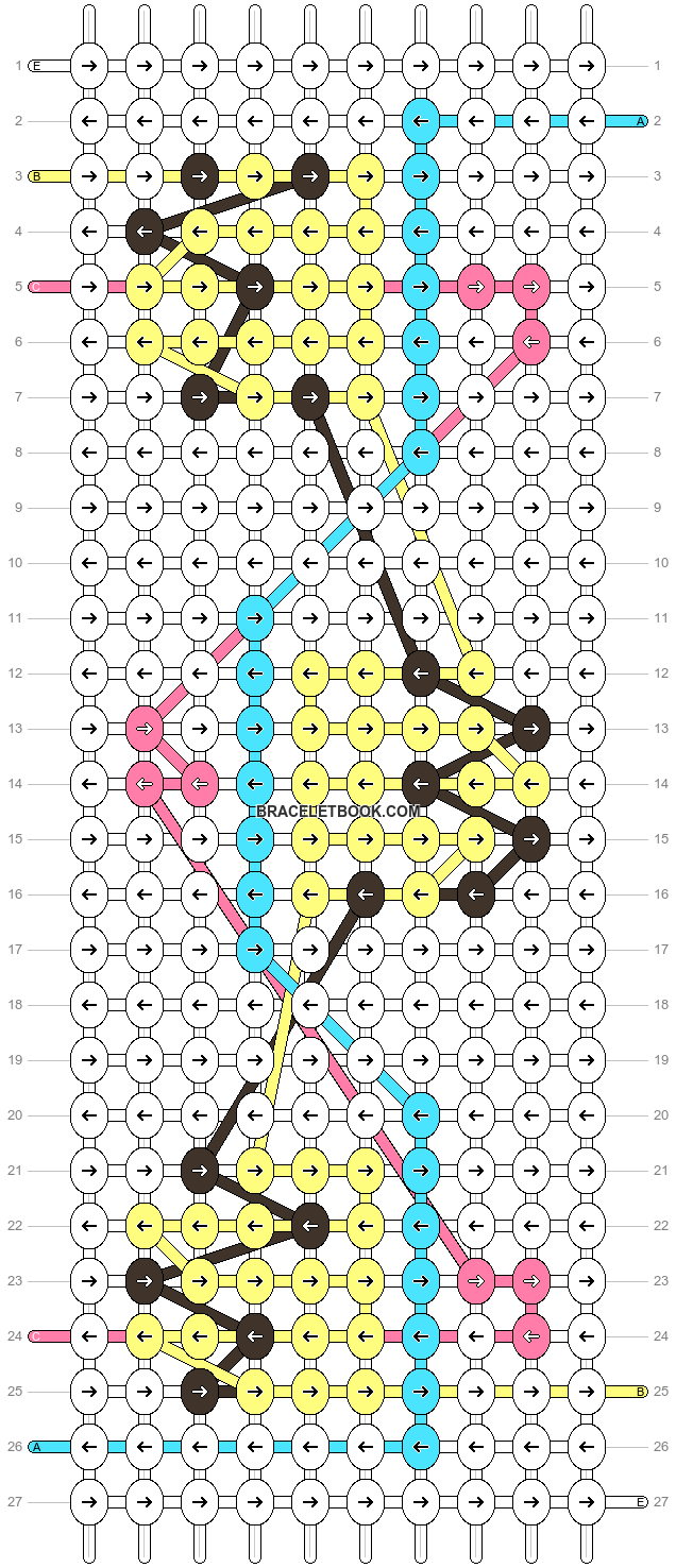 Alpha pattern #97821 pattern