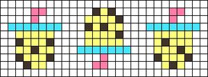 Alpha pattern #97821