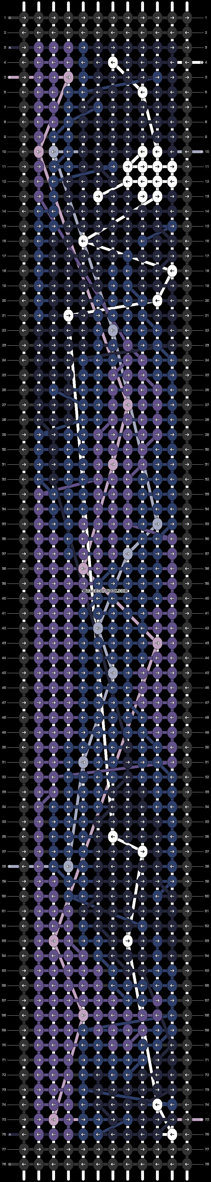 Alpha pattern #97833 pattern