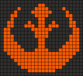 Alpha pattern #97835
