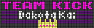 Alpha pattern #97845