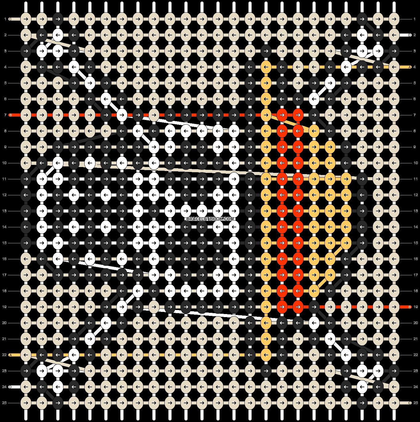 Alpha pattern #97870 pattern