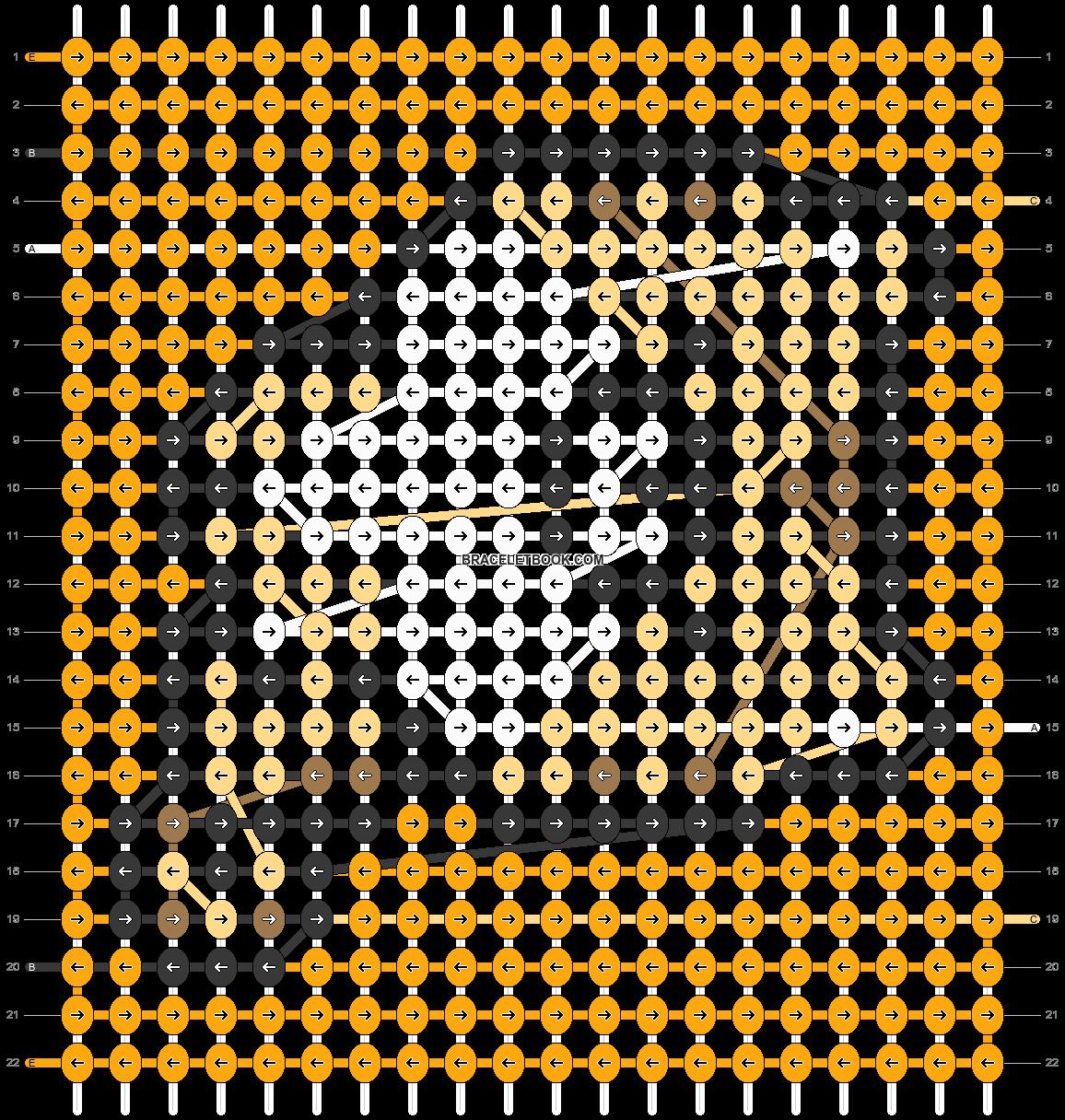 Alpha pattern #97874 pattern
