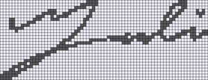 Alpha pattern #97879