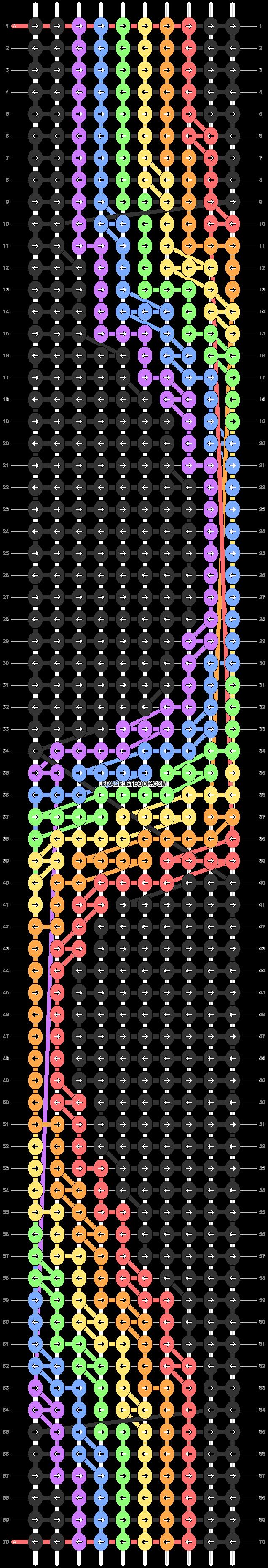 Alpha pattern #97890 pattern