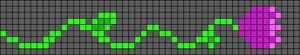 Alpha pattern #97891