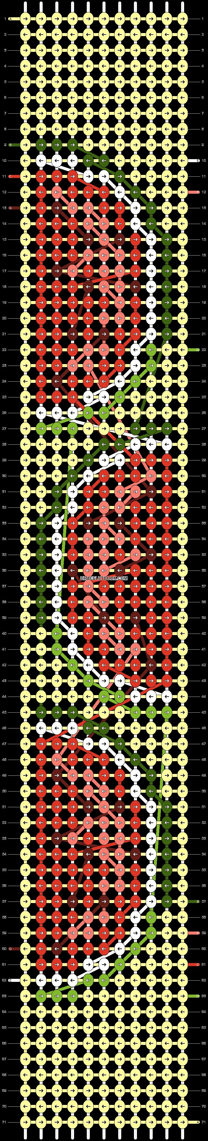 Alpha pattern #97896 pattern