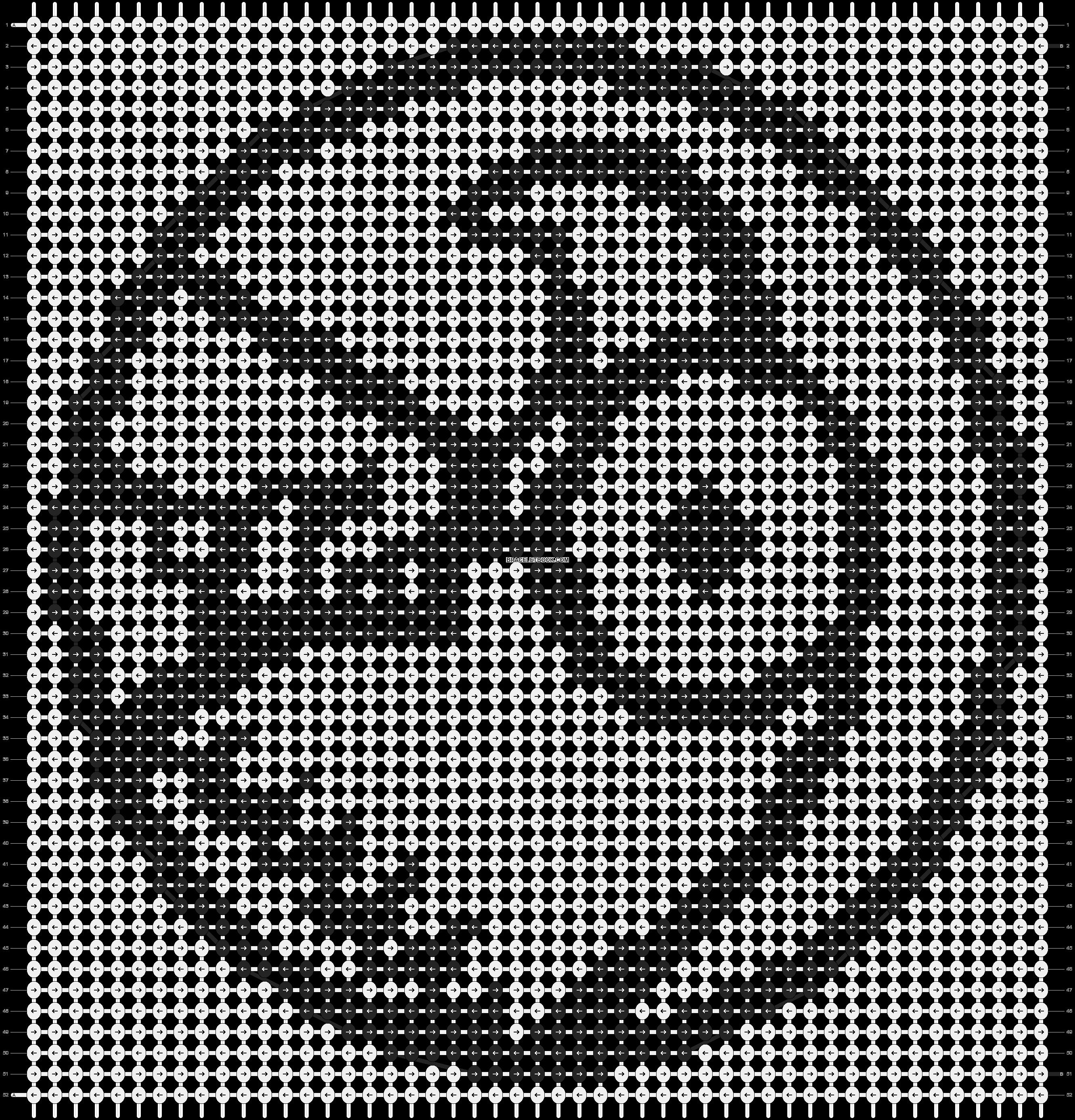 Alpha pattern #97944 pattern