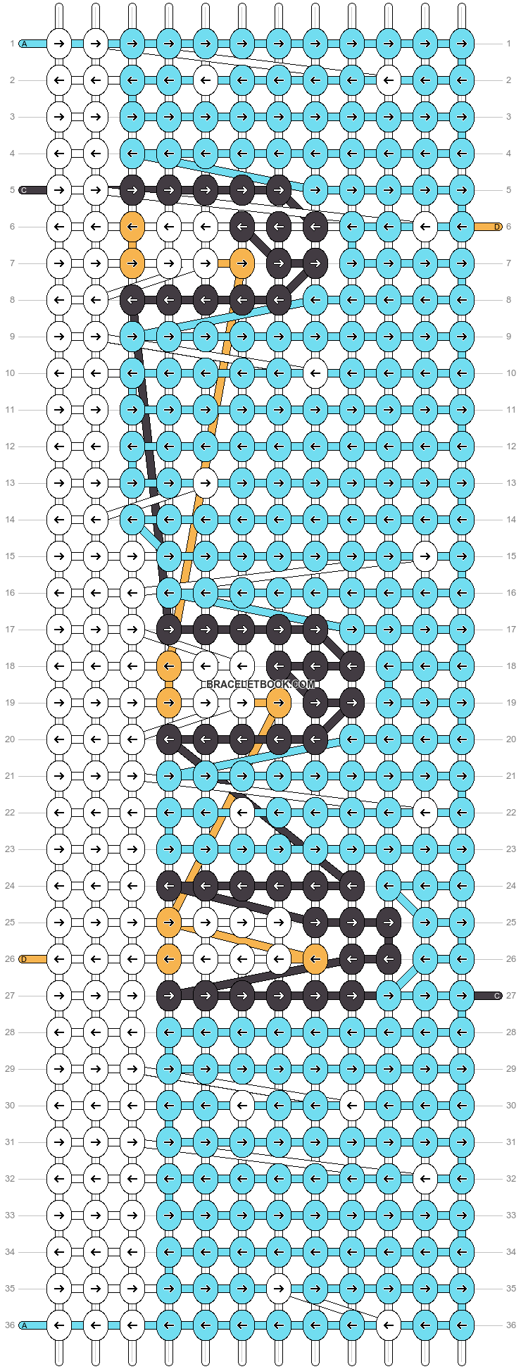 Alpha pattern #97959 pattern