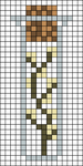 Alpha pattern #97968