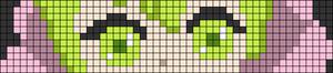 Alpha pattern #97974