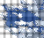 Alpha pattern #97988