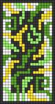 Alpha pattern #97989