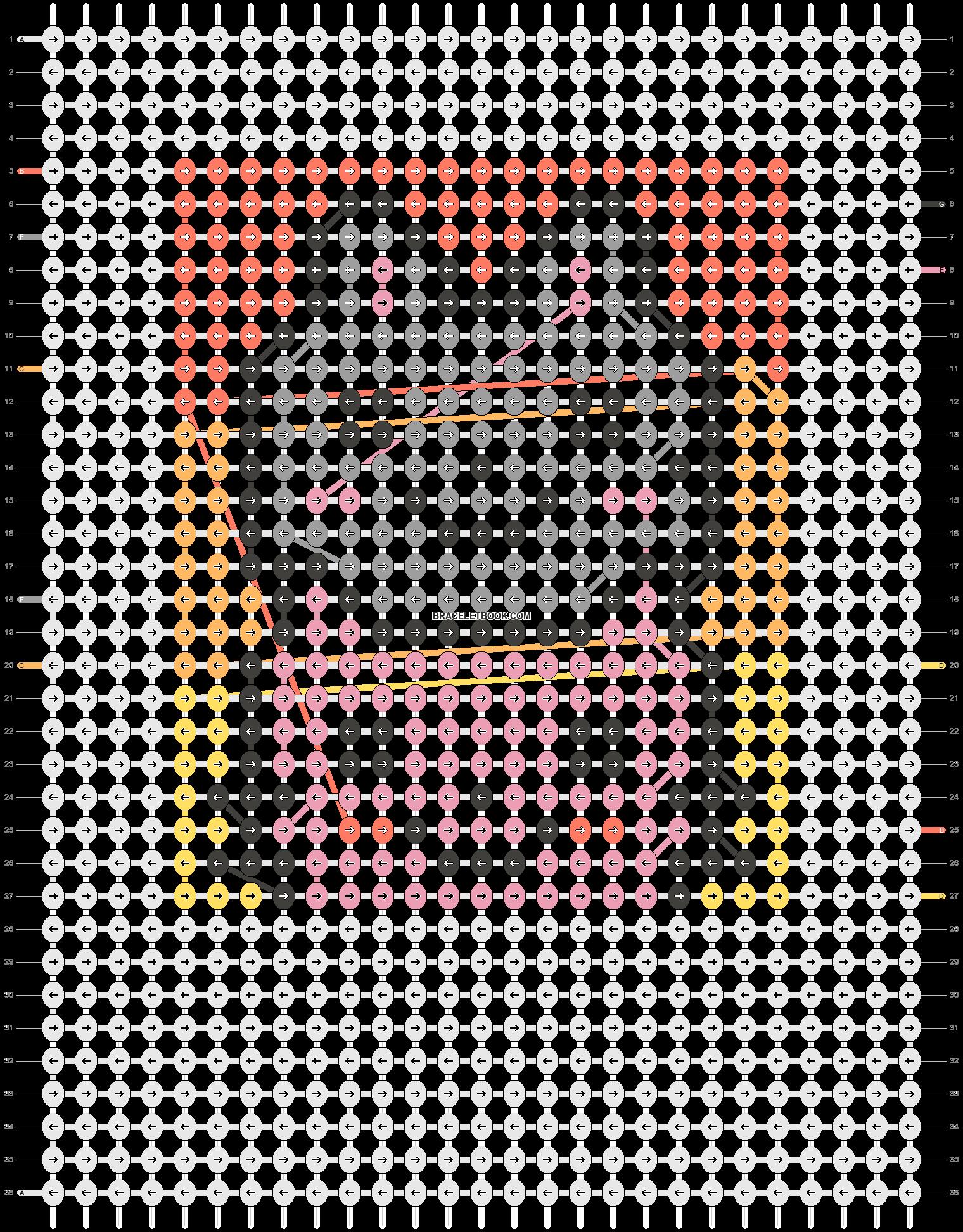 Alpha pattern #97994 pattern