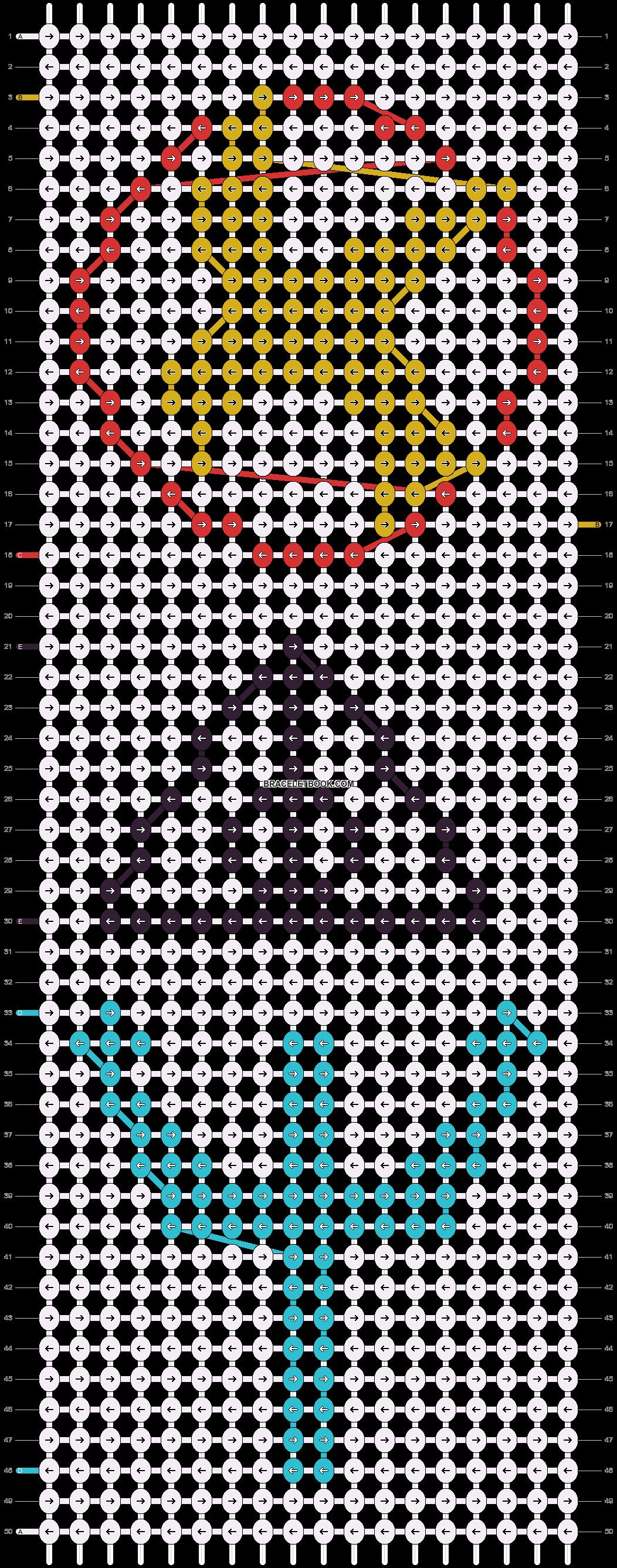 Alpha pattern #97995 pattern