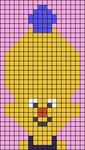 Alpha pattern #98004
