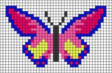 Alpha pattern #98008