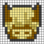 Alpha pattern #98017