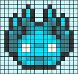 Alpha pattern #98018