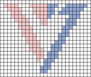 Alpha pattern #98021