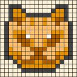 Alpha pattern #98022