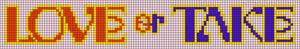 Alpha pattern #98043