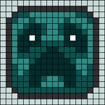 Alpha pattern #98057