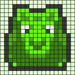 Alpha pattern #98071
