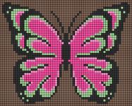 Alpha pattern #98083