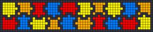 Alpha pattern #98098