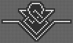 Alpha pattern #98099