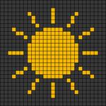 Alpha pattern #98104